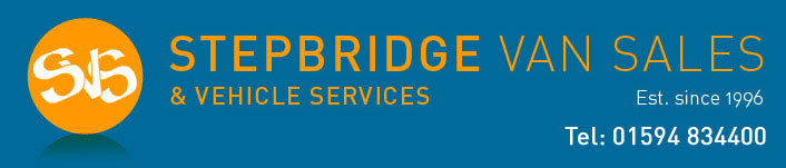 Welcome to Stepbridge Van sales and Vehicle Services Stepbridge